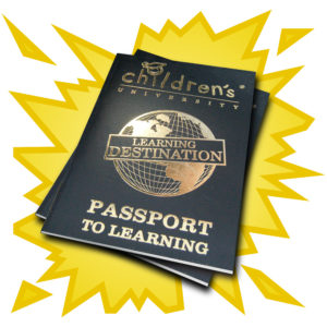 Children's University Passport