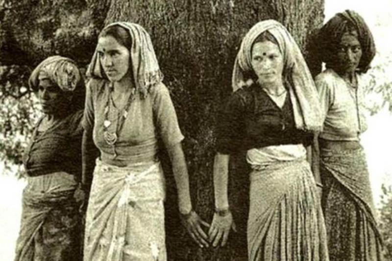 Chipko women